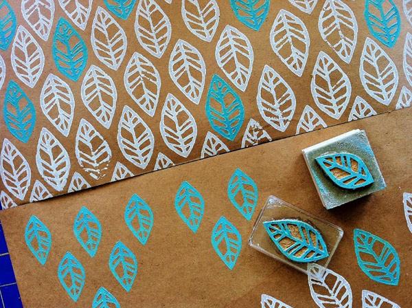 Personalizar regalos con sellos