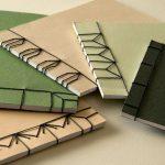 Ideas de encuadernado japonés