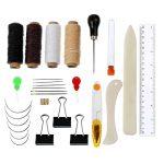Set herramientas encuadernación