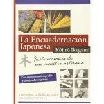Libro encuadernación japonesa