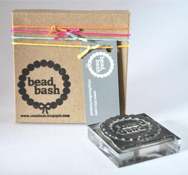 Packaging para tiendas: utilizando sellos