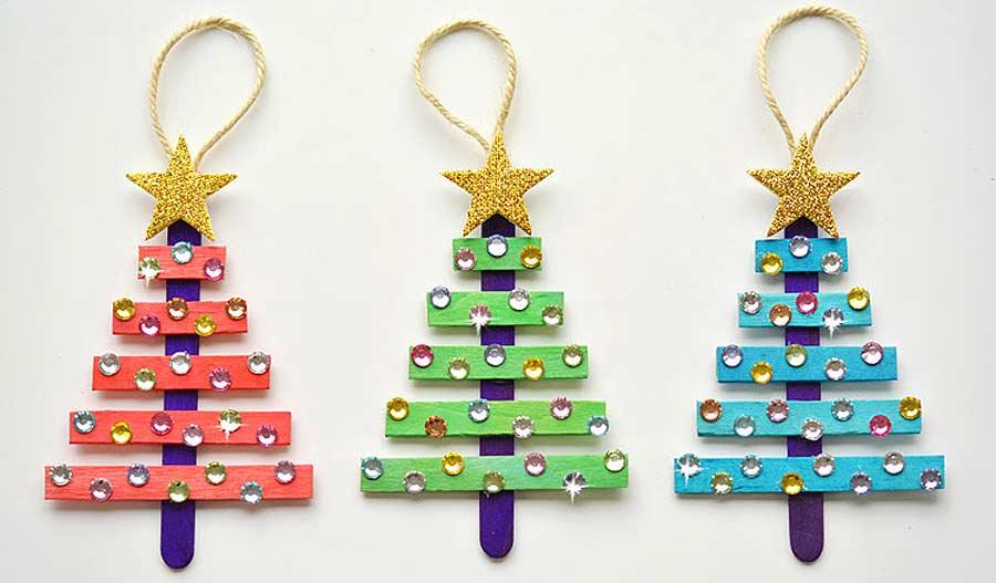 Manualidades para navidad originales y fáciles