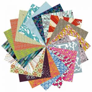 Papel japones para origami