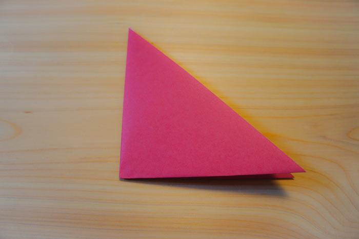 Como hacer grulla origami