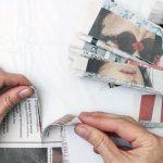 hacer papel mache con tiras de papel de periodico