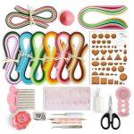 Kit de papeles y herramientas para quilling
