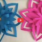 Los mejores videos de manualidades con papel 2019