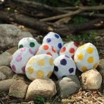 Pitar Huevos de dinosaurios