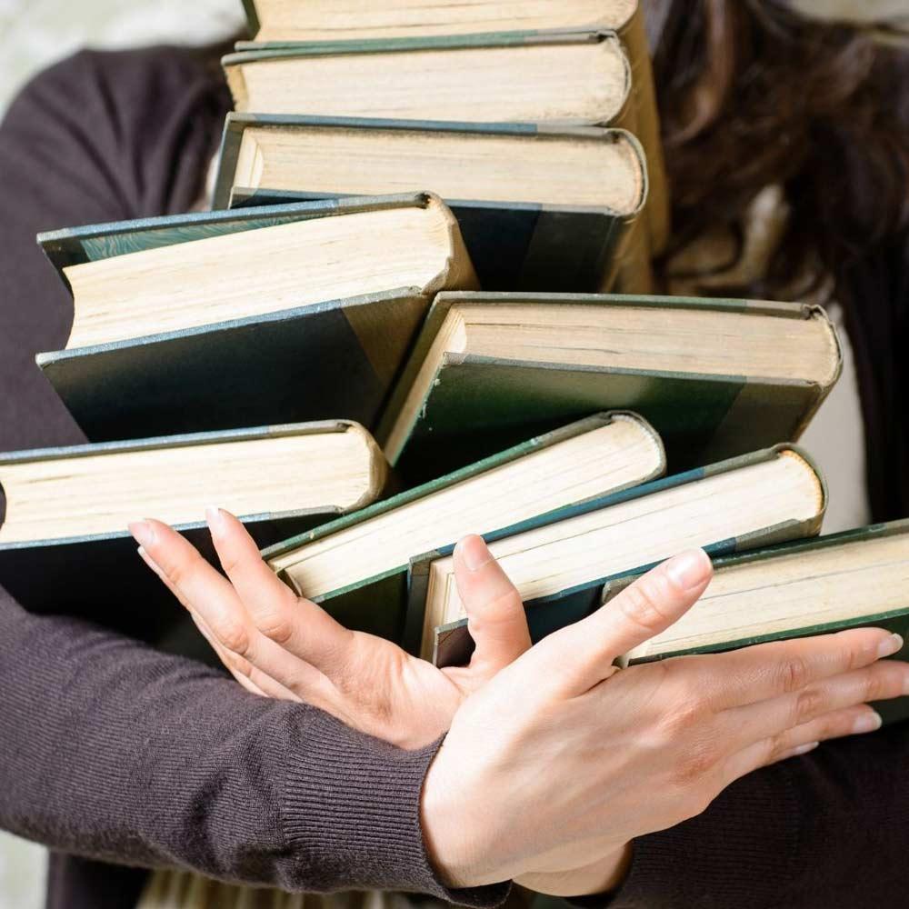 Como ordenar mis libros