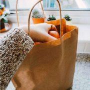 Dale una nueva vida a las bolsas de papel