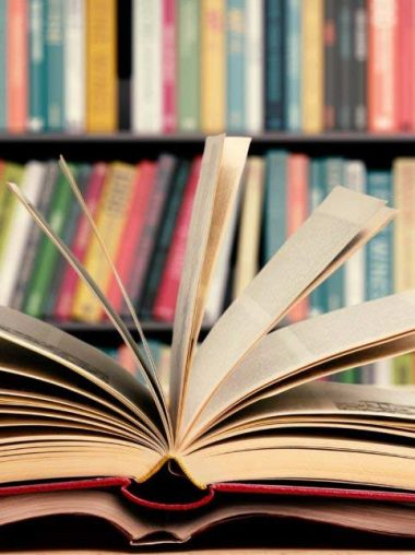 Cómo ordenar los libros en casa