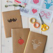 Ideas para decorar cuadernos y libretas