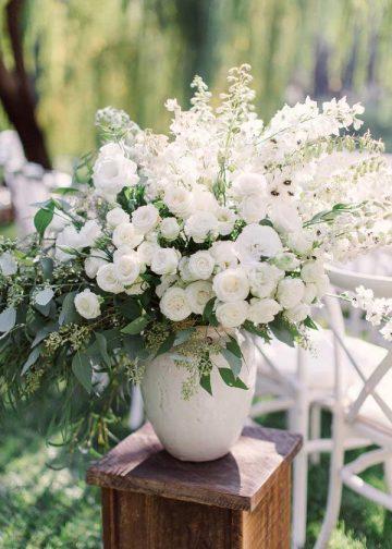 Flores blancas mas bonitas