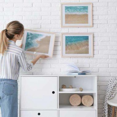 5 ideas originales para decorar paredes