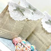15 ideas para utilizar blondas de papel