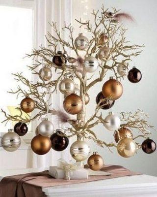Manualidades: decoraciones de Navidad DIY