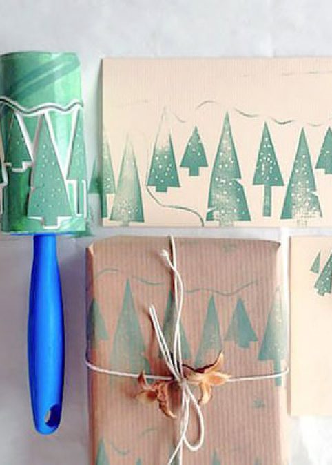 Packaging para regalos con sellos