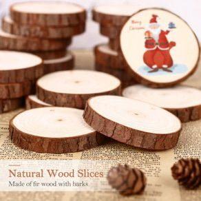 Rodajas madera