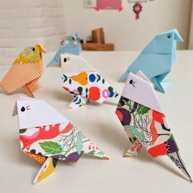 Tutoriales de origami básicos